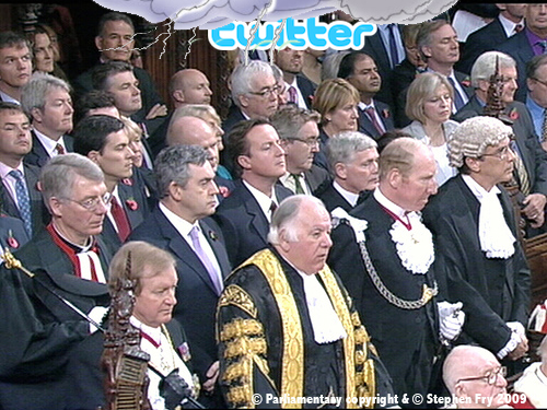The Commons in Twitter Assembled