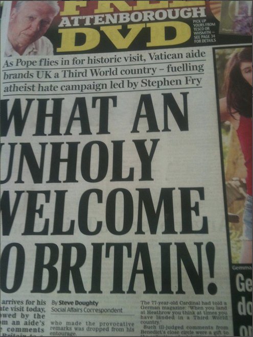Daily Mail Hate Campaign
