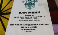 """Best Gay Bar In The World""?..."