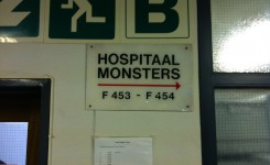 "Real sign: told ""Monsters"" is..."
