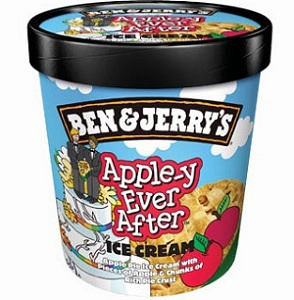 The Apple-y Ever After tub: