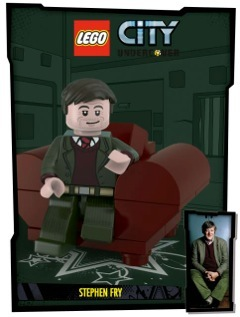 Lordy, I'm in Lego